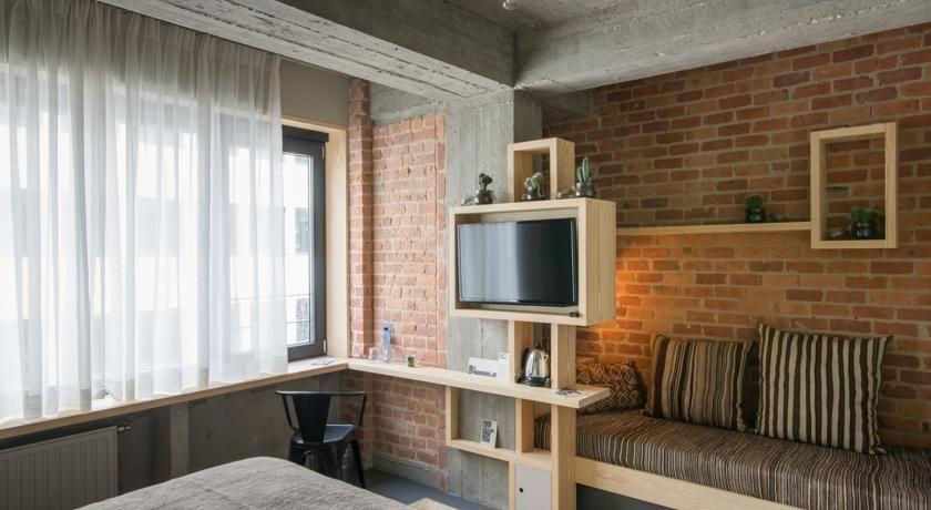 Jam Hotel, Brussels, Belgium - Booking.com