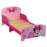 structure de lit minnie lit enfant petit modle avec lattes - Lit Minnie