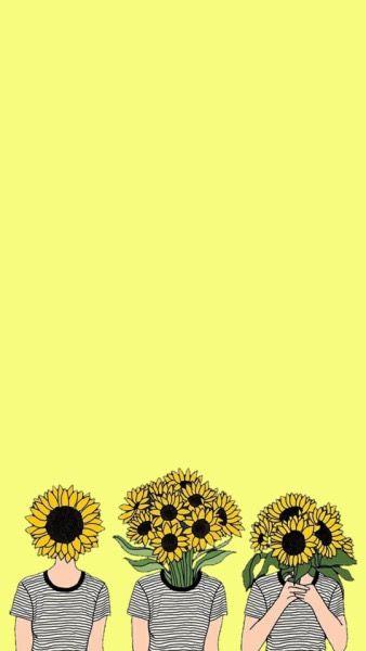Girasoles Com Imagens Wallpapers Bonitos Papeis De Parede