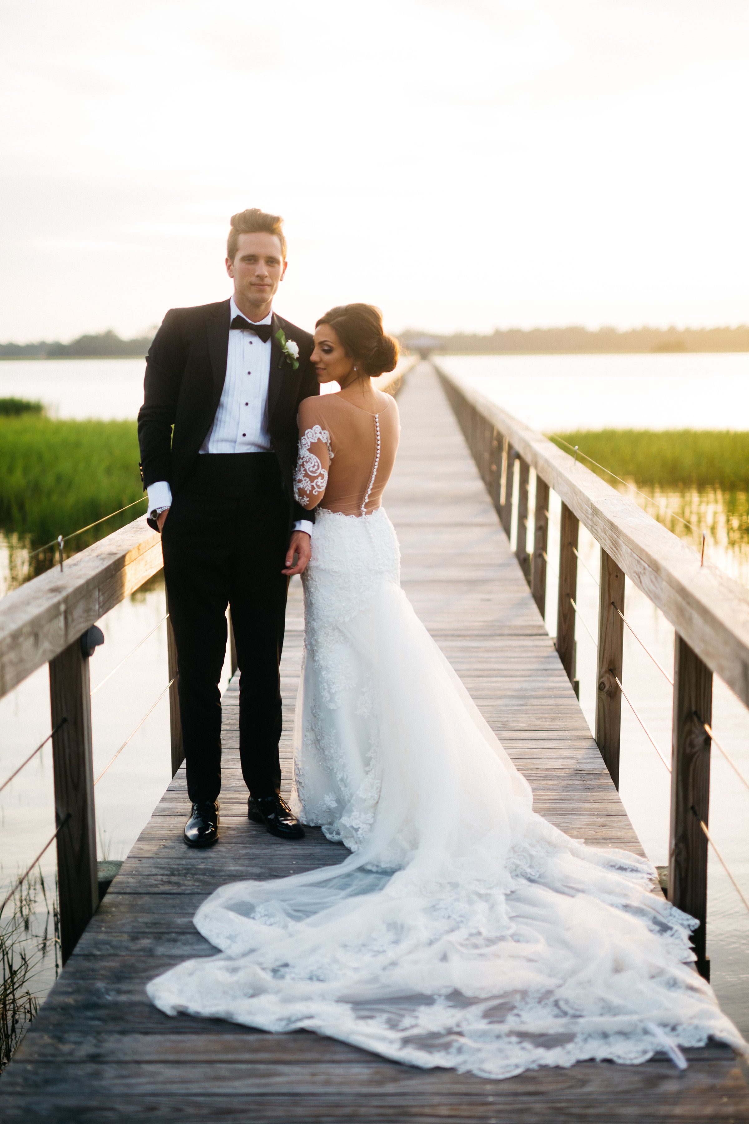 Charleston Sc Wedding Hillary Bontempo Bowles Dream Wedding