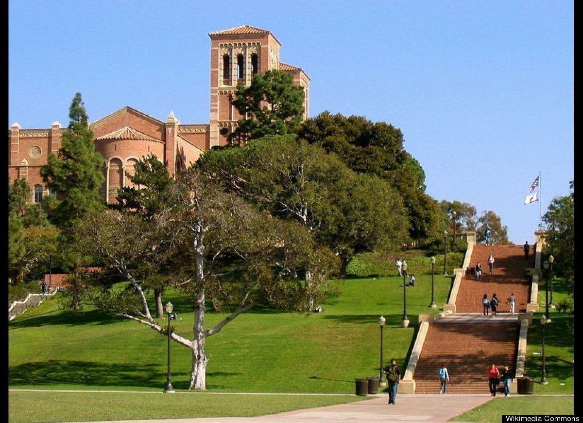 University Of California Los Angeles Ucla Ucla Campus Ucla University University Of California Los Angeles