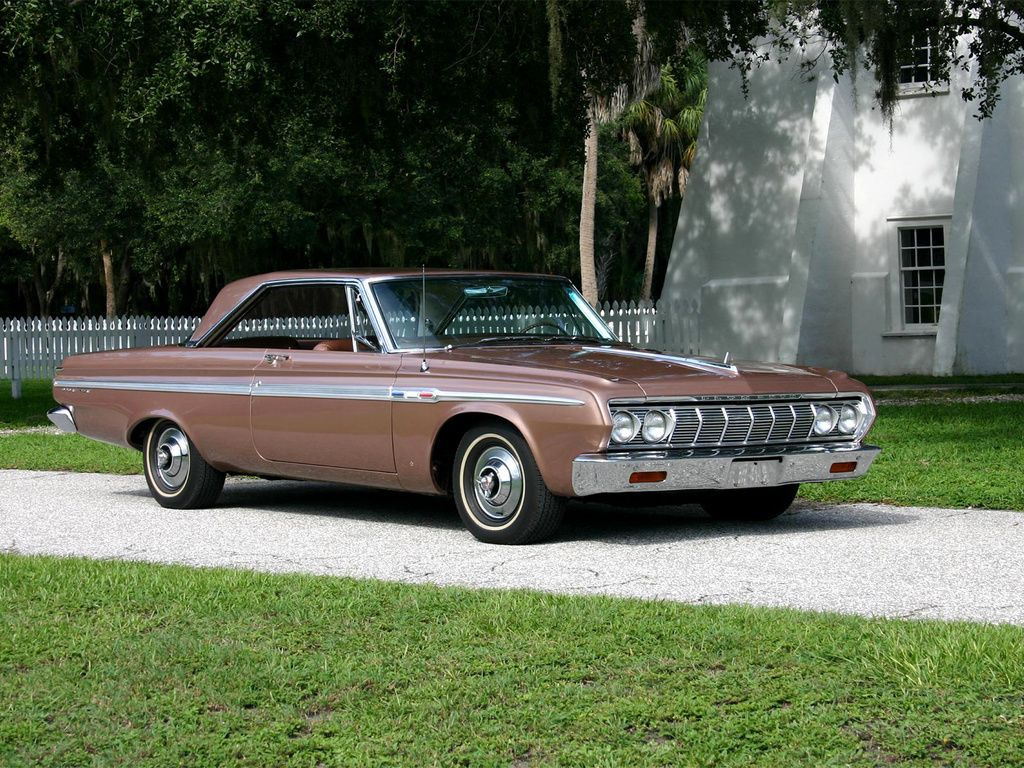 1964 Plymouth Sport Fury Hardtop Coupe (VP2P 342) '1963