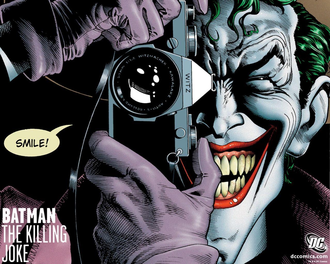 Joker Camera Click Hd Wallpapers Best Hd Wallpapers Joker Comic Joker Wallpapers Joker Animated