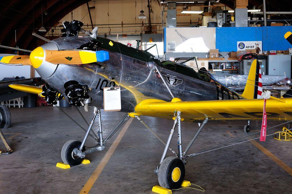 Minnesota Wing Commemorative Air Force Museum, St. Paul