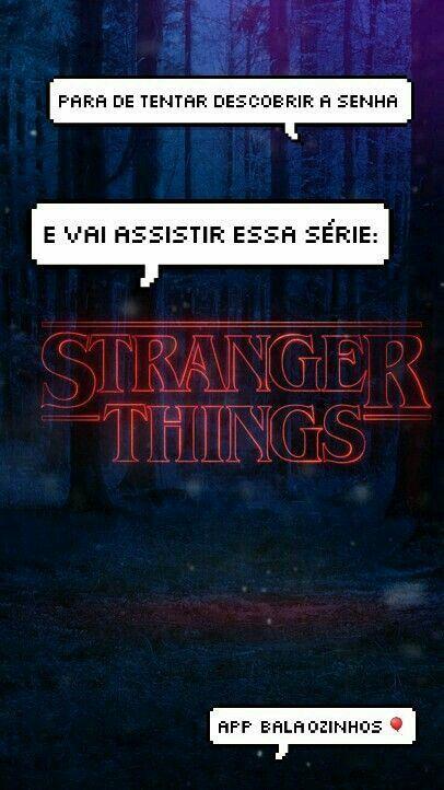 42 Wallpapers De Stranger Things Papeis De Parede Engracados