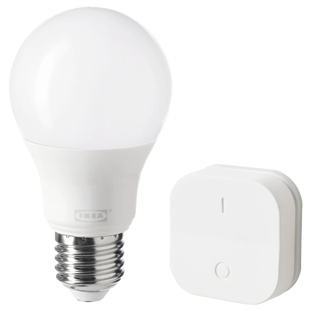Https Www Ikea Com No No P Tradfri Dimmesett 10435926 Ikea In 2020 Smart Lighting Led Light Bulb Led Bulb