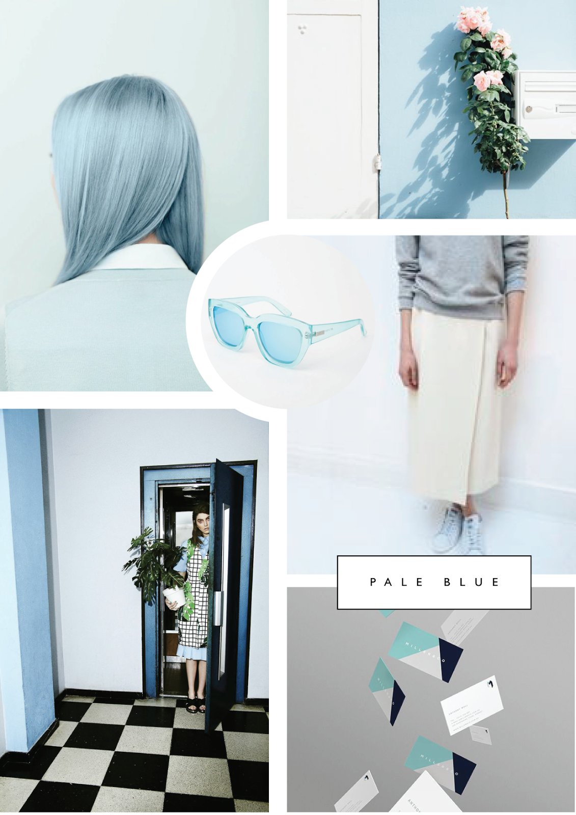 PINNING PALETTES three colorful moodboards today on the blog!