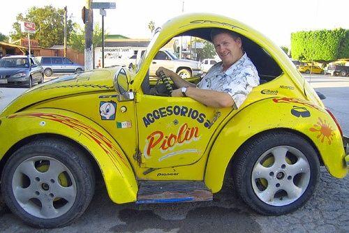 Shorty VW Beetle