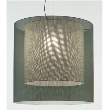 so soft.  Comes in four sizes.  Moare Suspension Lamp  Designed by Antoni Arola  Manufactured by Santa & Cole