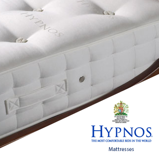 Hypnos Mattresses - as slept on by royalty!