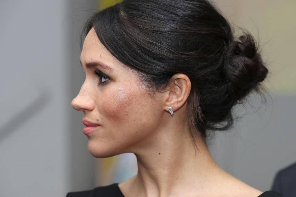 44+ Meghan markle mariage coiffure inspiration