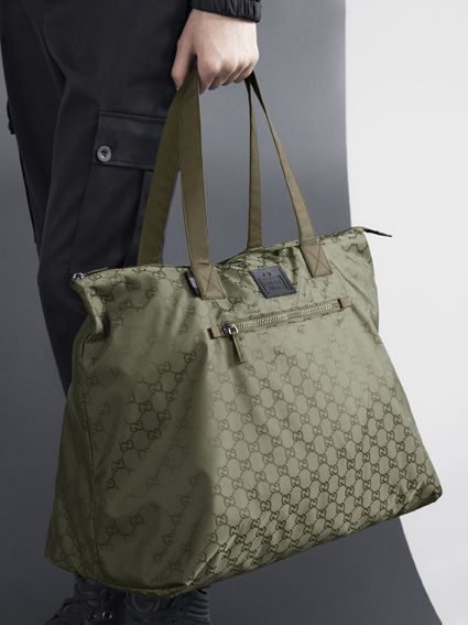 Gucci Viaggio Nylon Duffel Bag-----new gym bag!!!!  e34ec9bcd1025