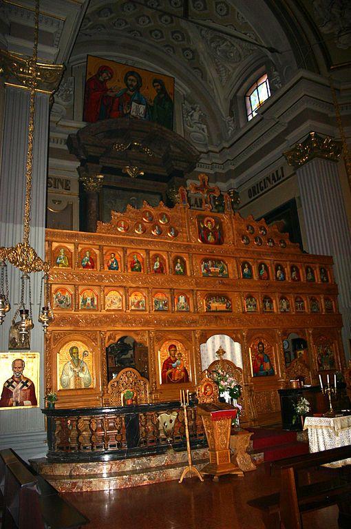 Milano Santa Maria della Vittoria