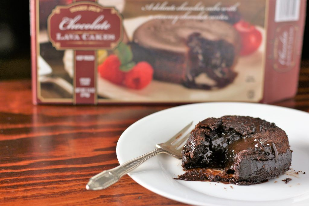 Trader Joes Chocolate Lava Cakes Review Posted With Pictures Directions Product And Nutritional Information