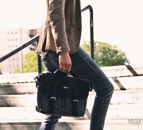 683cd5788c0da Shoulder Bags · Miejska torba na ramię Solier S14 LANARK