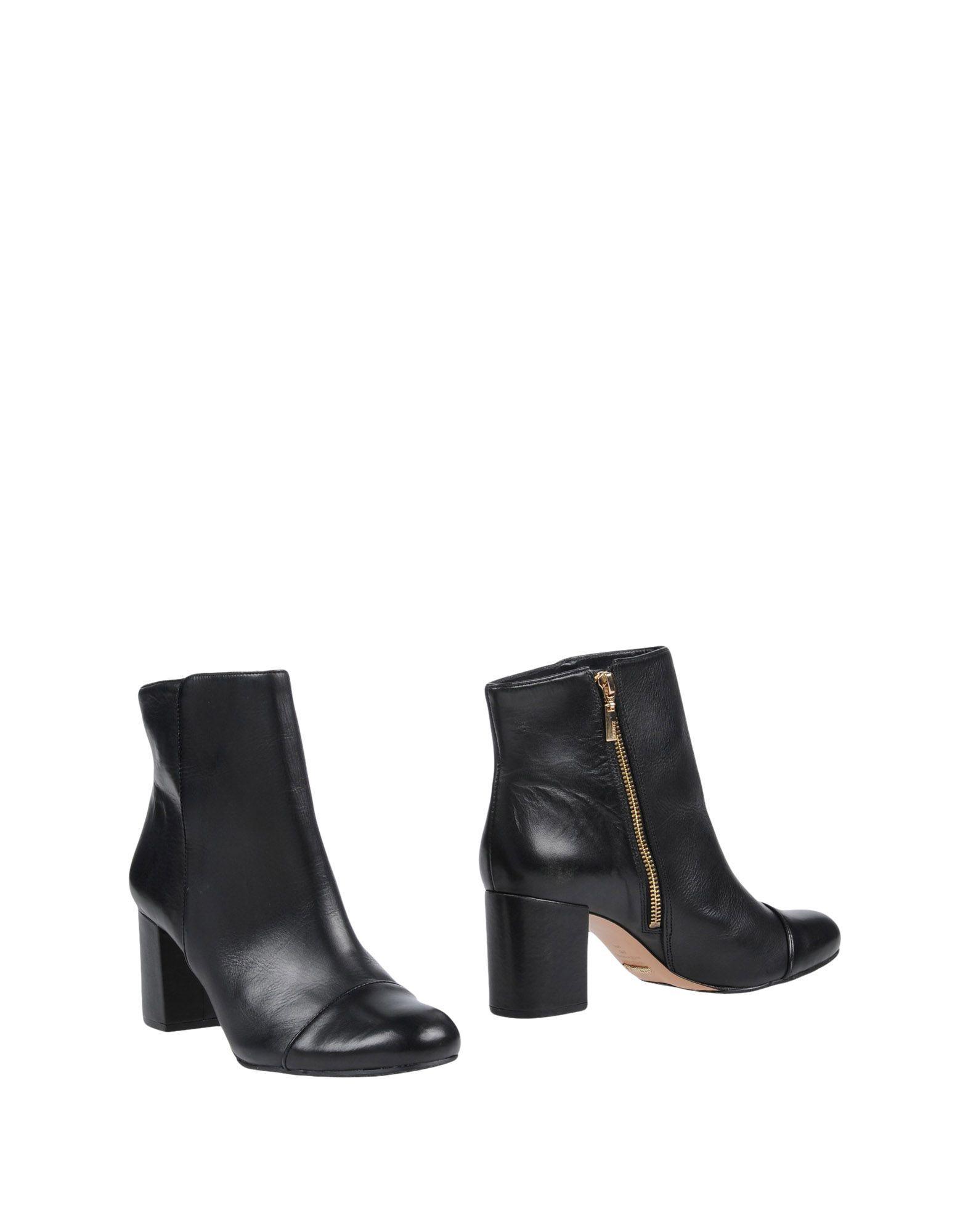 a444fe003 #schutz #shoes # Black Ankle Boots, Shoe Boots, Black Booties