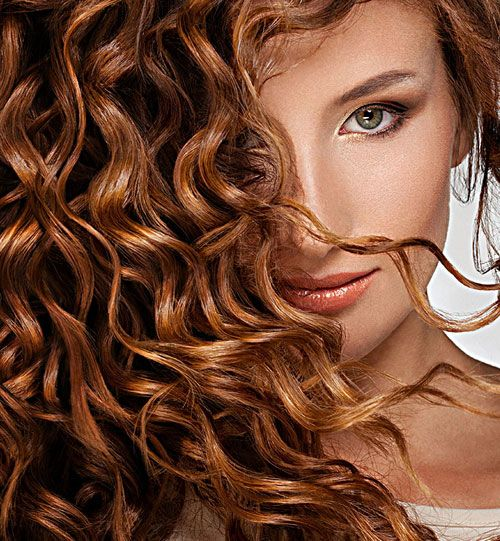 Locken in clip in extensions