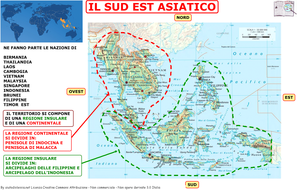 Asia Orientale Cartina Politica.Risultati Immagini Per Cartina Geografica Del Sud Est