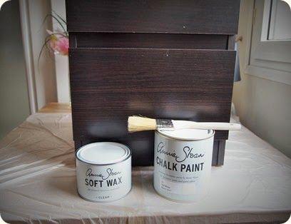 Pintar con Chalk Paint Annie Sloan / Painting with Annie Sloan Chalk Paint