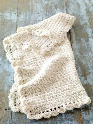 Pakucho Organic Cotton Crochet Baby Blankie Crochet Blanket Patterns Crochet Patterns Crochet Baby