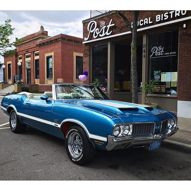 1970 Cutlass S For Sale In Burlington, MA.