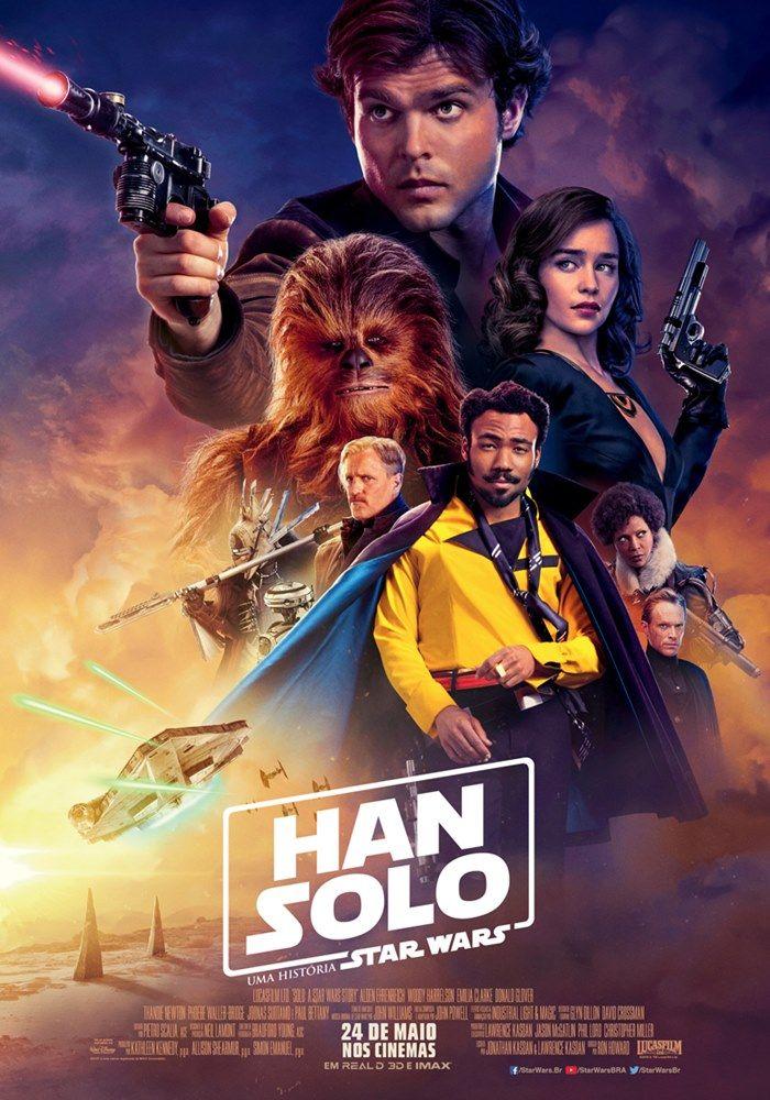 16ab2c83f Han Solo  Uma História Star Wars Assistir Online Completo Legendado ...