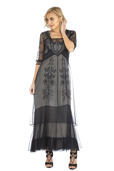 Wildly Romantic Nataya Dresses,Vintage Inspired Wedding Gowns ...