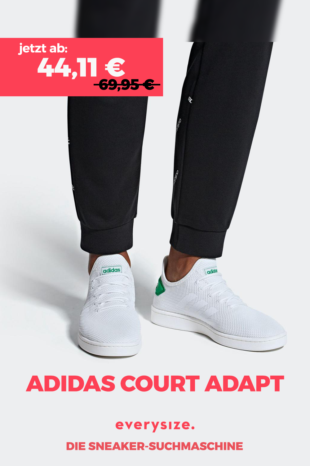 adidas Originals Court Adapt in weiss F36417 | Stiefel