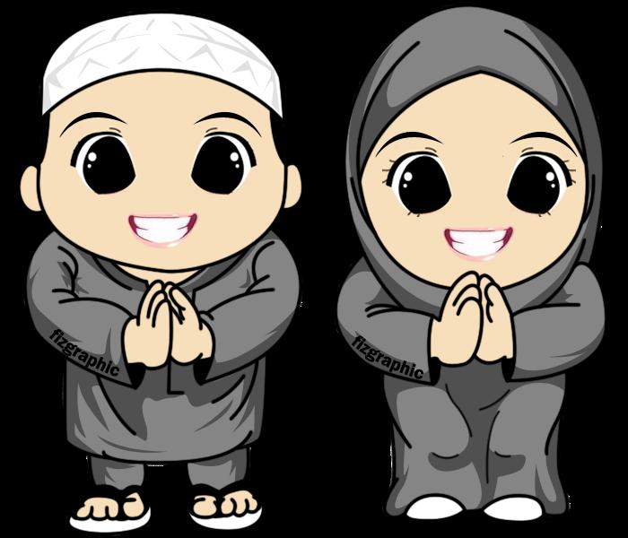 Pin oleh eltern di sholat di 2019 Muslim images, Cartoon