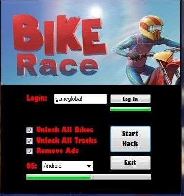 Bike Race Hack Tool Free Download No Survey 2015 Apk Ios With