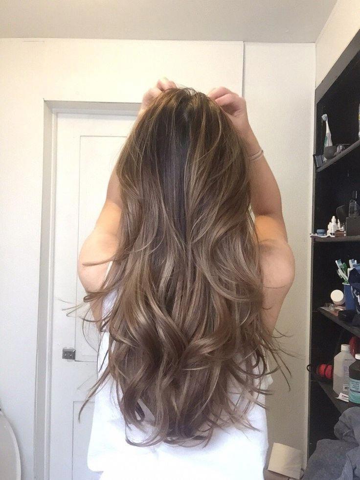 Trendy Hair Highlights : &Hair Lounge – Manhattan, NY, United States. Ash blonde balayage highlights/… #ashblondebalayage Trendy Hair Highlights : &Hair Lounge Manhattan NY United States. Ash blonde balayage highlights/ #lightbrownhair #ashblondebalayage