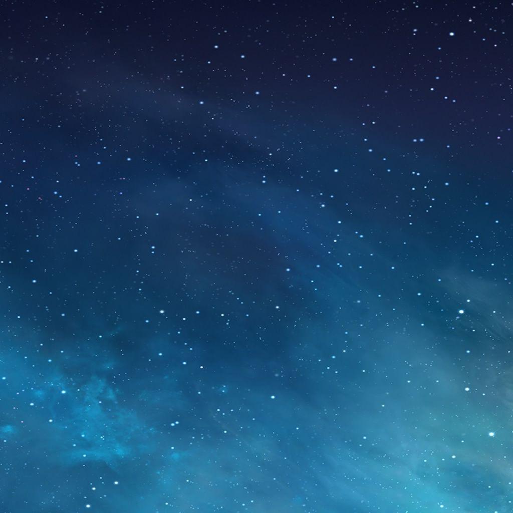 Ios 7 Galaxy IPad Wallpaper Download