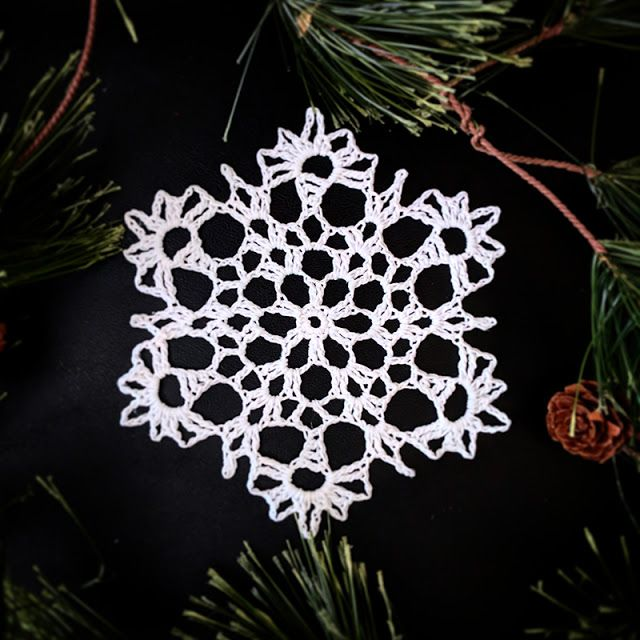 Snowflake No. 2