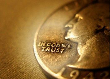Today In History — 'In God We Trust' - http://conservativeread.com/today-in-history-in-god-we-trust/