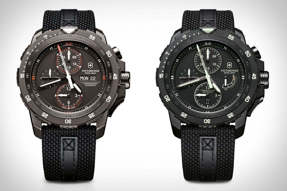 Victorinox Swiss Army Alpnach Watches | with a stainless ...