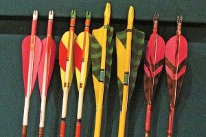 Make your own arrows.