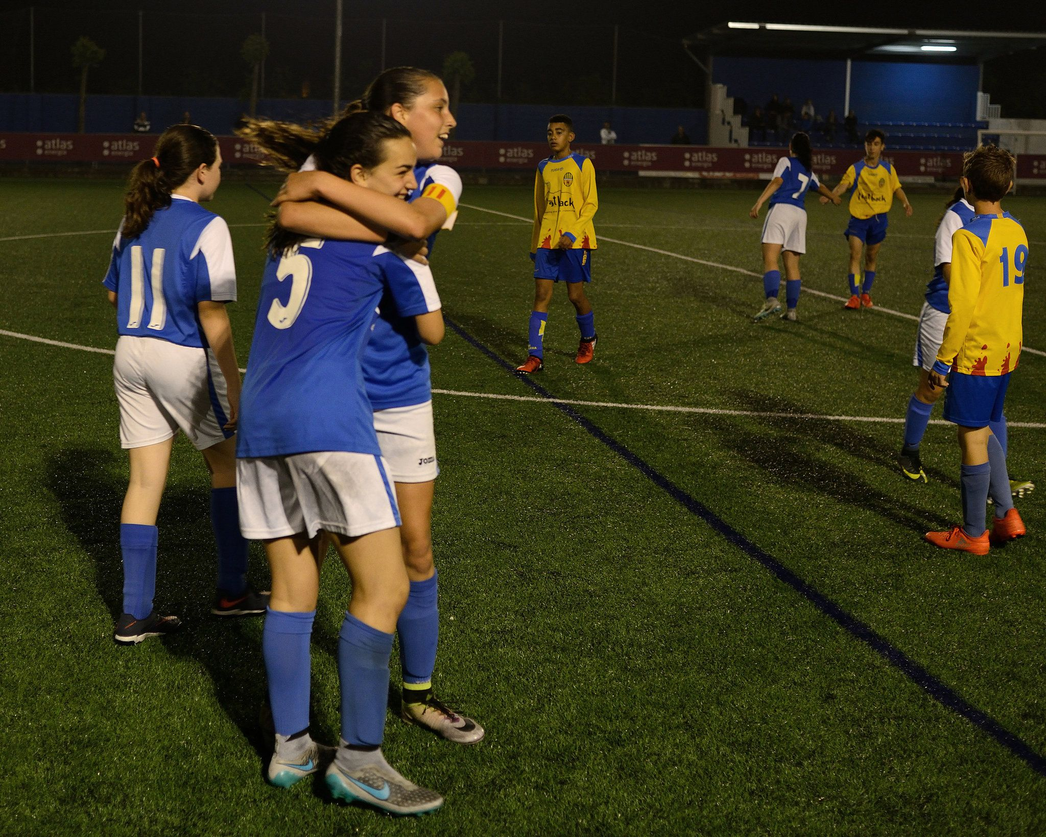 The Girls Soccer Team That Joined A Boys League And Won It