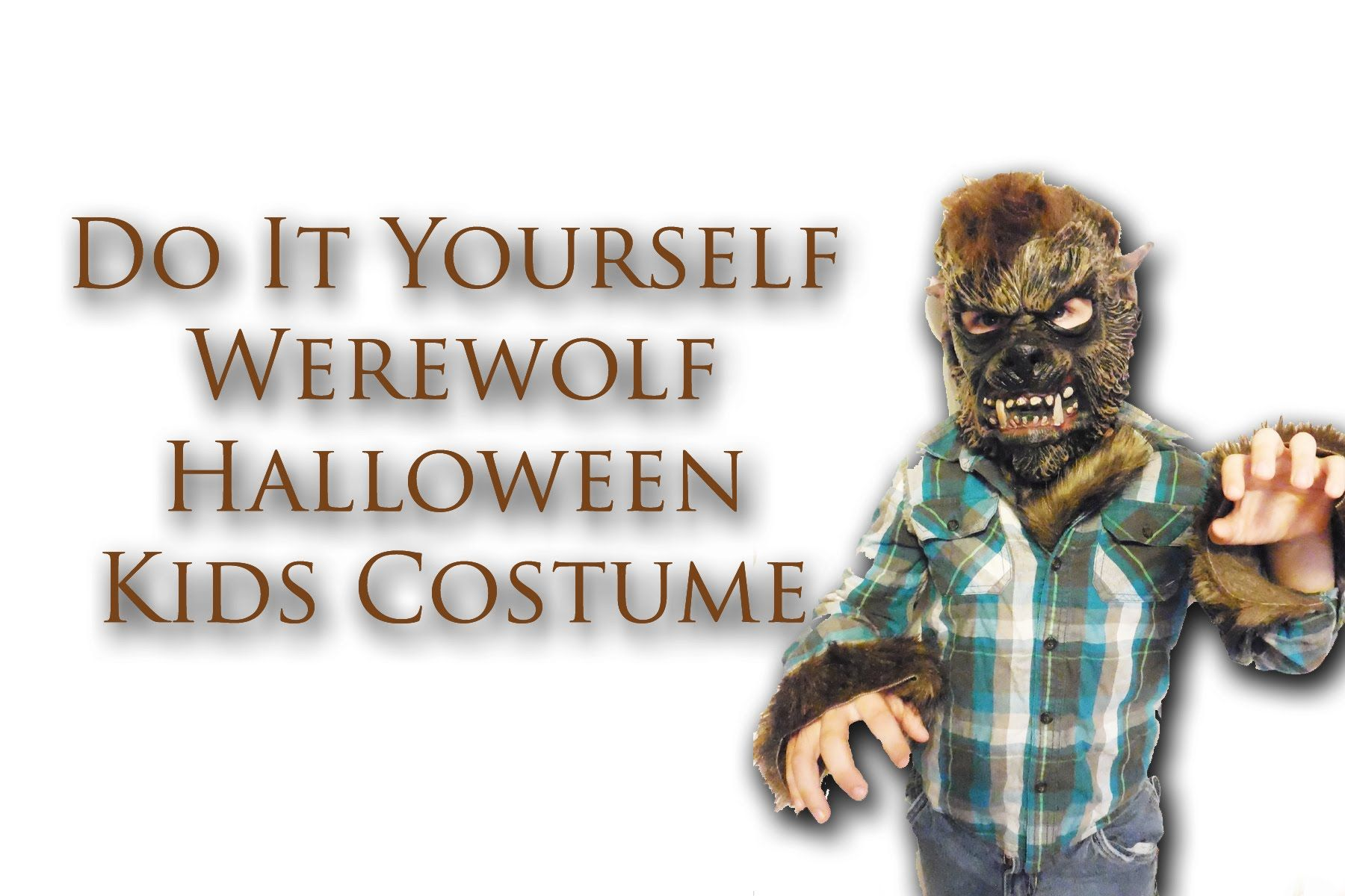 Diy easy kids werewolf costume stop the pin sanity tis the diy easy kids werewolf costume stop the pin sanity solutioingenieria Image collections