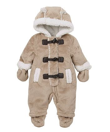 ebe078a3c Mothercare Flying Jacket Snowsuit