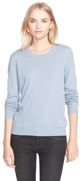 df6928c14542 Burberry Brit Cashmere Crewneck Sweater