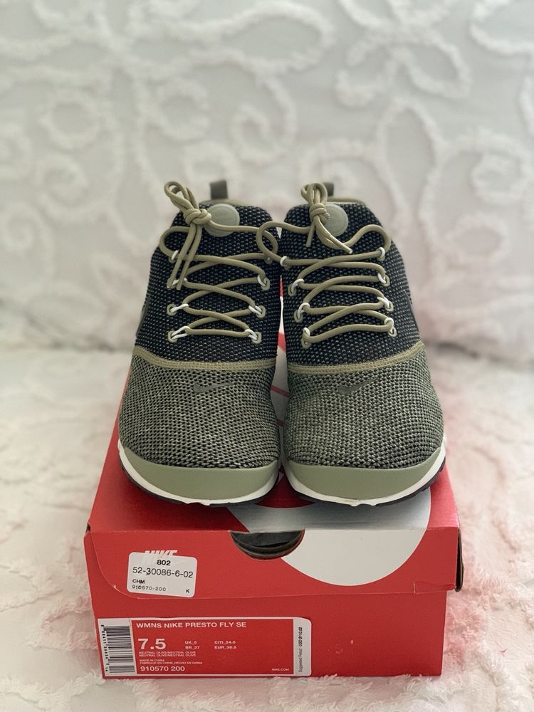 newest 8fb82 40717 NIKE WOMEN S PRESTO FLY SE SHOES neutral olive 910570 200  fashion  clothing   shoes