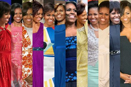 How Clothes Defined Michelle Obama #styled247