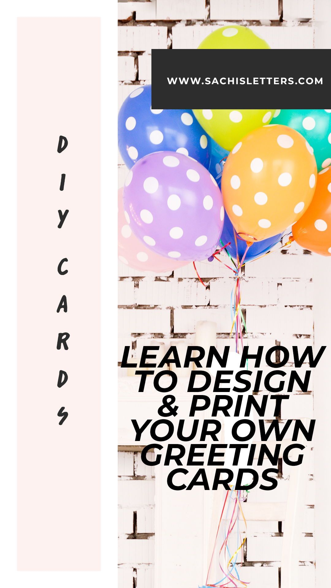 How I Design And Print My Own Greeting Cards Artsy And Clever
