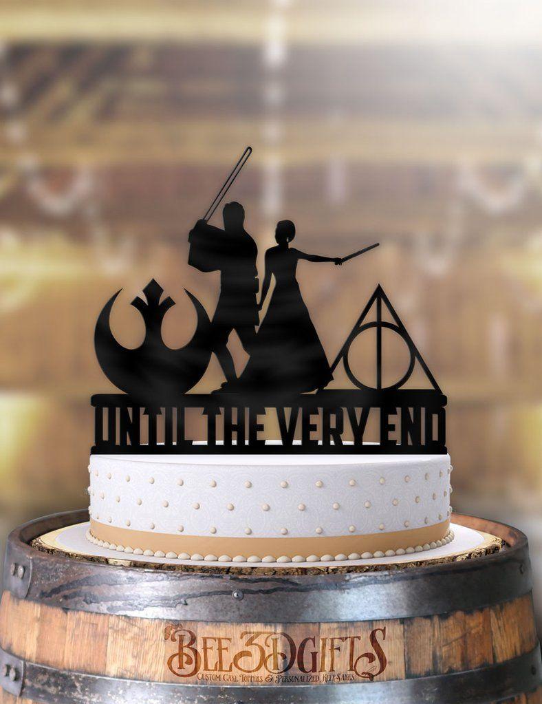 37+ Harry potter wedding cake topper inspirations