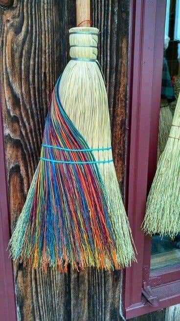 Rainbow Witches Broom