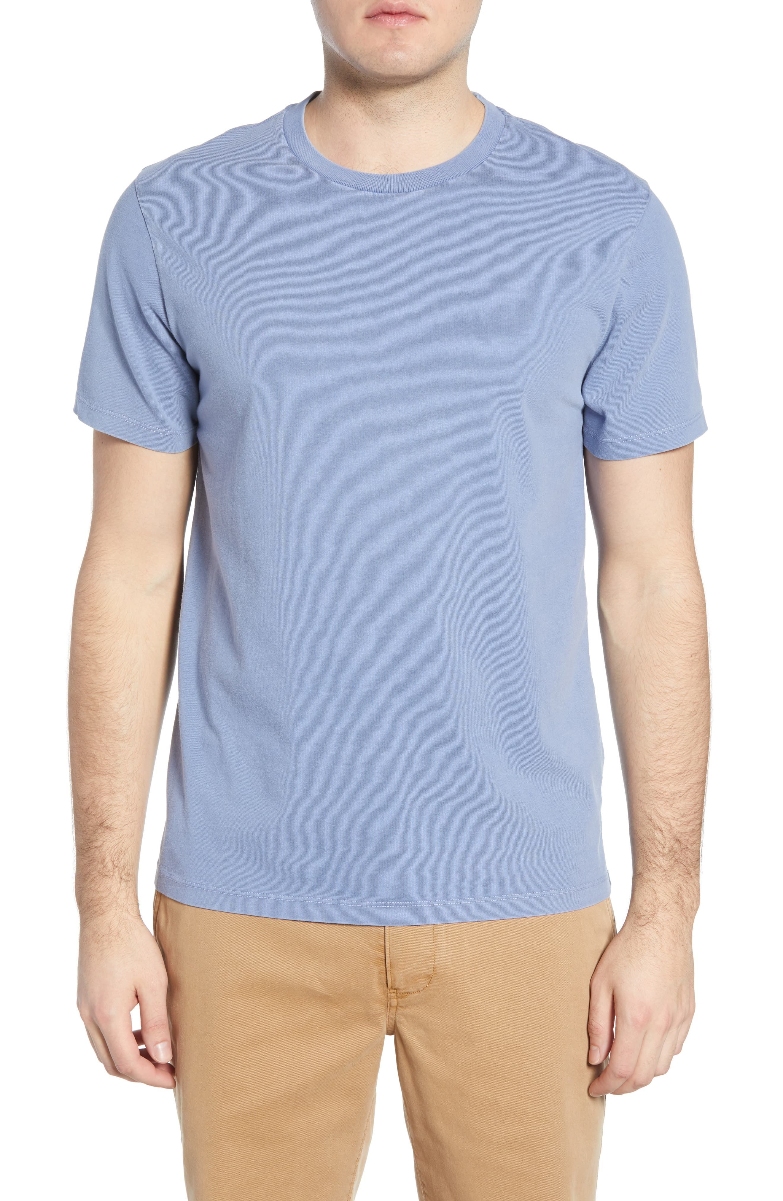 cc5f38c2 Men's Madewell Allday Slim Fit Garment Dyed T-Shirt, Size XX-Large -