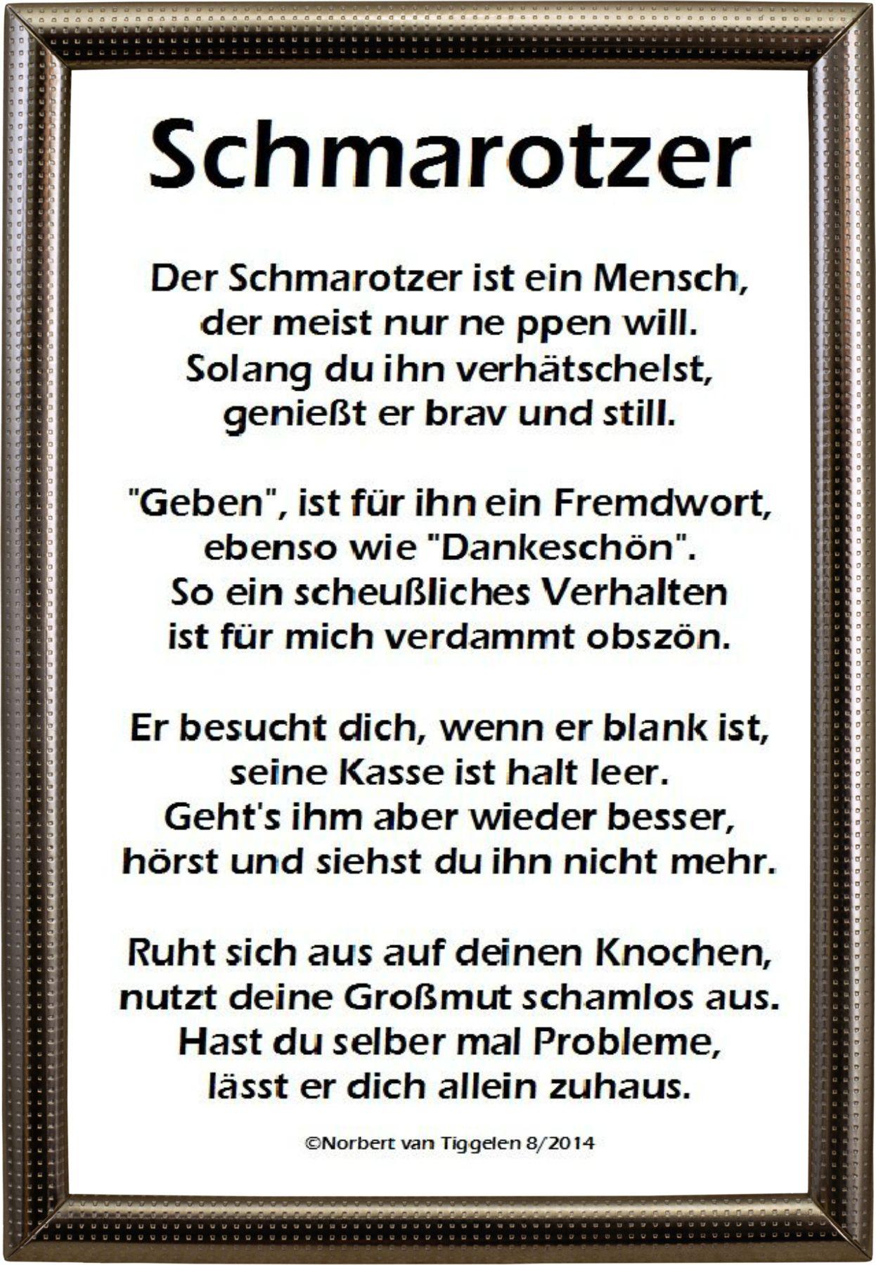 Pin auf selbstgebastelte Rahmen mit Gedichte von Norbert