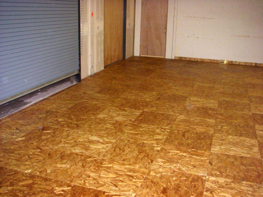Cool OSB Finished Floor Seanhallwoodworks 2010 12