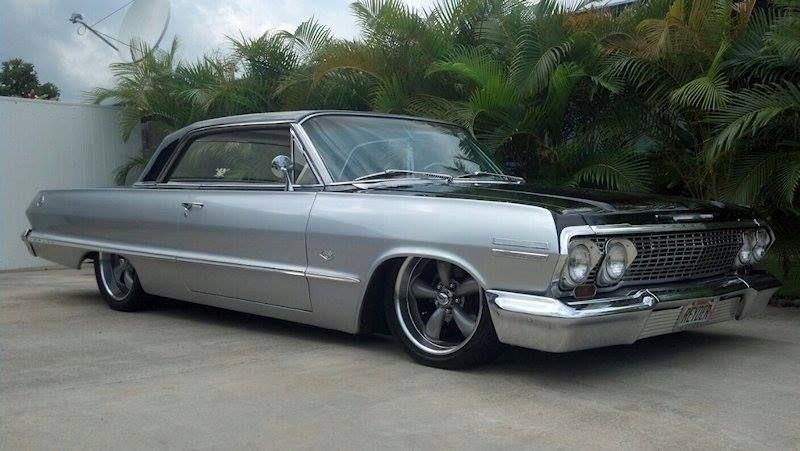 63 Chevy Impala Chevrolet Impala Impala Lowrider Cars