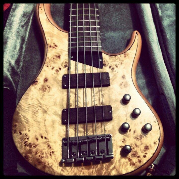 Guitar Bass MTD KZ 5